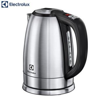 買就送好禮↘【Electrolux伊萊克斯】1.7L智慧溫控電茶壺 EEK7700S