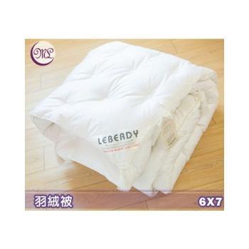 Jenny Silk.加拿大野雁98%羽絨被120支棉800條防絨棉布 雙人尺寸-全程臺灣製造