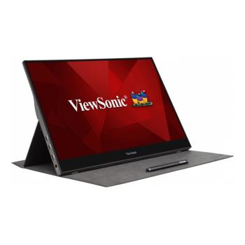 Viewsonic優派 TD1655 16型IPS面板10點觸控電容式攜帶螢幕