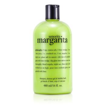 肌膚哲理 瑪格麗塔小姐 洗髮沭浴凝膠 473.1ml/16oz
