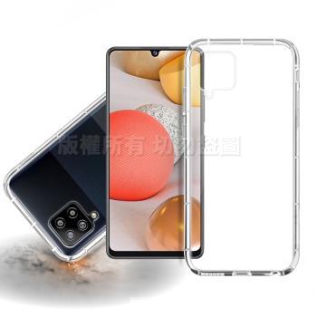 Xmart for 三星 Samsung Galaxy A42 5G 加強四角防護防摔空壓氣墊殼