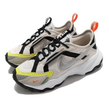 Nike 休閒鞋 W TC 7900 LX 女鞋 厚底 反光 舒適 穿搭 米 黑 CU7763100 [ACS 跨運動]