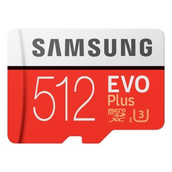 (公司貨)SAMSUNG 三星 EVO Plus 512GB記憶卡 MB-MC512HA