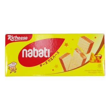 麗芝士 Nabati 起司威化餅145g