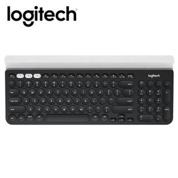 【Logitech 羅技】 K780 跨平台藍牙鍵盤