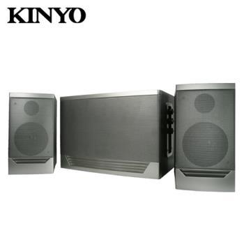 【KINYO 耐嘉】超重低音藍牙多媒體喇叭(KY1759)