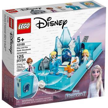 LEGO樂高積木 43189  202101 迪士尼公主系列 - Elsa and the Nokk Storybook Adventures