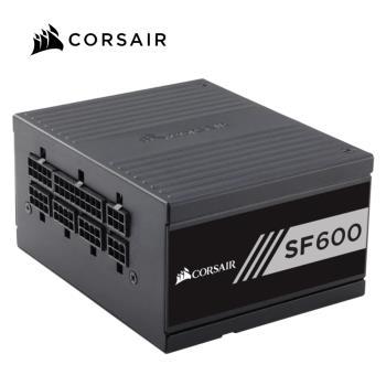 Corsair 海盜船 SF600 80+金牌 600W 全模組 電源供應器