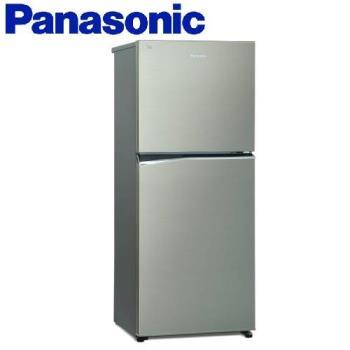買就送時尚運動提袋★Panasonic國際牌268公升一級能效變頻雙門冰箱(星耀金)NR-B270TV-S1 (庫)