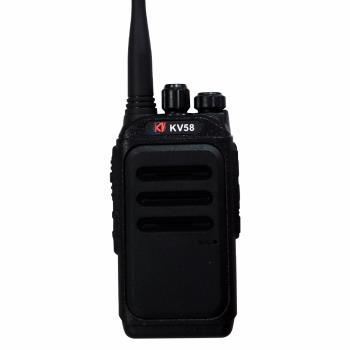帝谷通信 KV58 專業無線對講機 免執照(1入)