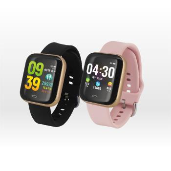 人因金屬大錶面運動心律智慧手錶新機發表
