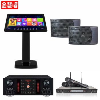 金慧唱 NOTE PLUS V2.0/21.5吋點歌面板4TB+DB-9A+SR-889PRO+KS-9980PRO
