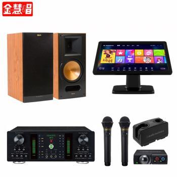金慧唱 NOTE PLUS V2.0/21.5吋點歌面板4TB+DB-7A+AT-CLM9000TX 771+RB-81 II