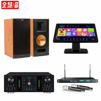 金慧唱 NOTE PLUS V2.0/21.5吋點歌面板4TB+DB-7A+ACT-869 PRO+RB-81 II