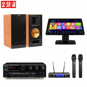 金慧唱 NOTE PLUS V2.0/21.5吋點歌面板4TB+AK-7+JBL VM300+RB-81 II