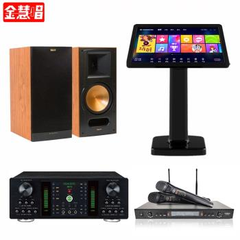 金慧唱 NOTE PLUS V2.0/21.5吋點歌面板4TB+DB-7A+SR-889PRO+RB-81 II