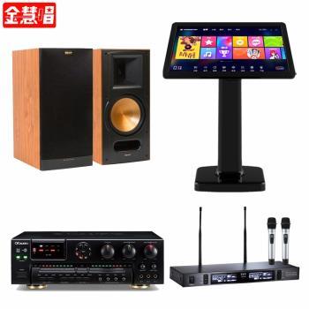 金慧唱 NOTE PLUS V2.0/21.5吋點歌面板4TB+AK-7+TEV TR-9100+RB-81 II