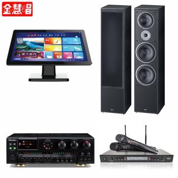 金慧唱 NOTE PLUS V2.0/21.5吋點歌面板4TB+AK-7+SR-889PRO+Monitor Supreme 2002