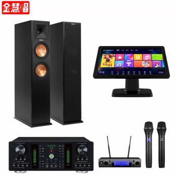 金慧唱 NOTE PLUS V2.0/21.5吋點歌面板4TB+DB-7A+JBL VM300+RP-260F