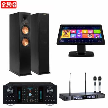 金慧唱 NOTE PLUS V2.0/21.5吋點歌面板4TB+DB-8A+TEV TR-9100+RP-260F