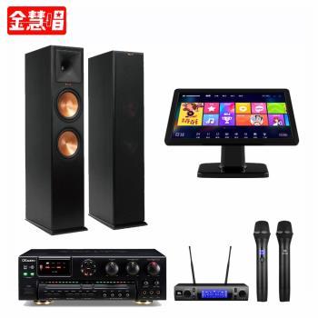 金慧唱 NOTE PLUS V2.0/21.5吋點歌面板4TB+AK-7+JBL VM300+RP-280F