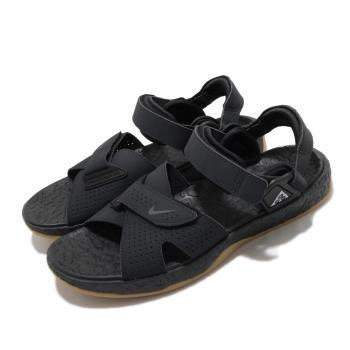 Nike 涼鞋 ACG Air Deschutz 男鞋 輕便 舒適 戶外 魔鬼氈 夏日 穿搭 黑 棕 CT3303001 [ACS 跨運動]