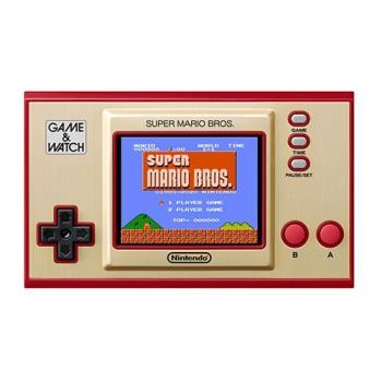 《原廠公司貨》任天堂 Game & Watch 超級瑪利歐兄弟攜帶型遊戲機《35周年跨界聯名紀念款》