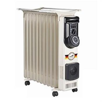 北方 11片 葉片式恆溫電暖器 NA-11ZL-(福利品)-庫E