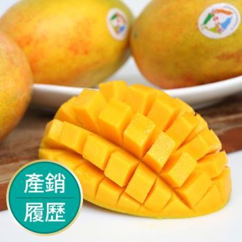 果物配-友善農法夏雪芒果(2.5kg/箱)