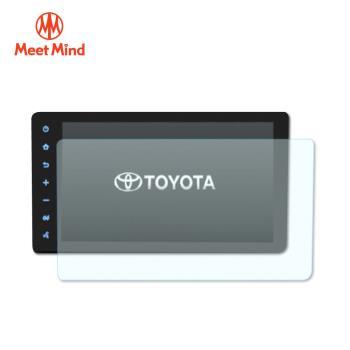 Meet Mind 光學汽車高清低霧螢幕保護貼 TOYOTA COROLLA CROSS HYBRID 8吋 豐田