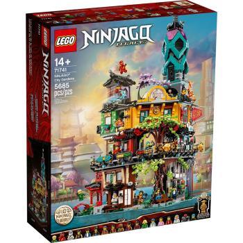 LEGO樂高積木 71741 202105 Ninjago 旋風忍者系列 - 旋風忍者城10週年版