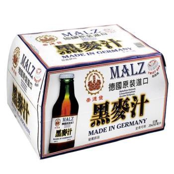 【二箱組】崇德發黑麥汁250mlx20入/箱【愛買】