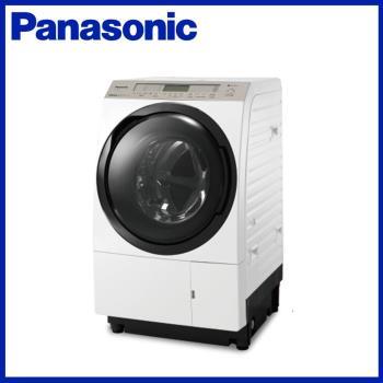 【Panasonic國際牌】日本製11KG變頻滾筒溫水洗脫烘洗衣機(NA-VX90GL)-庫(K)