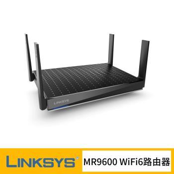 Linksys MR9600  WiFi 6 雙頻路由器 (AX6000)