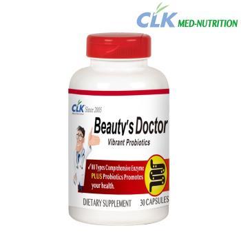 CLK健生 順暢強效代謝益生菌膠囊30粒/瓶