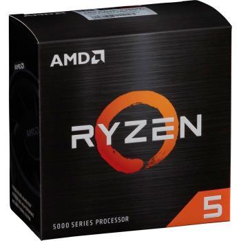 AMD Ryzen 5-5600X 3.7GHz 六核心處理器 R5-5600X (內含風扇)