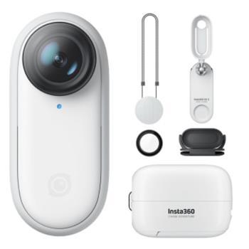 INSTA360 GO2 拇指運動相機 GO 2代 II(GO 2,公司貨)