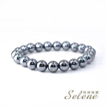 【Selene】爆款鈦赫茲能量手鍊(8mm)