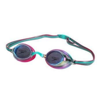 SPEEDO 兒童競技泳鏡-抗UV 防霧 蛙鏡 游泳 戲水 訓練