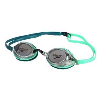 SPEEDO 成人競技泳鏡-抗UV 防霧 蛙鏡 游泳 戲水 訓練