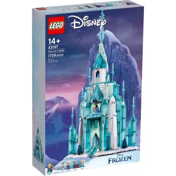 LEGO樂高積木 43197 202108 迪士尼公主系列 - The Ice Castle