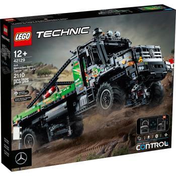 LEGO樂高積木 42129 202108 科技 Technic 系列 - 4x4 Mercedes-Benz Zetros Trial Truck