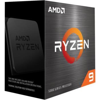 AMD Ryzen 9-5900X 3.7GHz 12核心處理器 R9-5900X (不含風扇)
