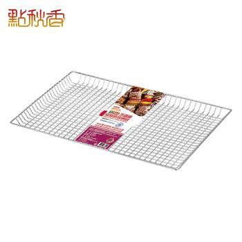 【點秋香】正304不鏽鋼食材防落烤網 36x52cm