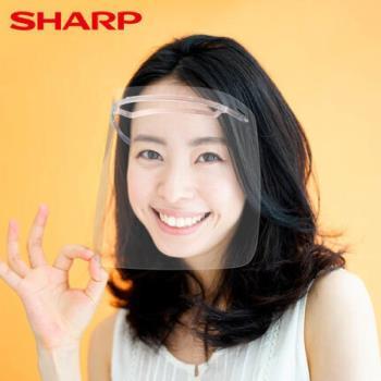 《現貨》【SHARP夏普】蛾眼科技防護面罩組 / 單入