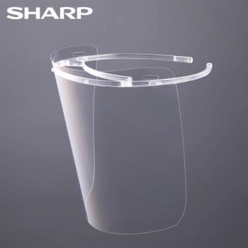 《現貨》【SHARP夏普】蛾眼科技防護面罩組 / 6組