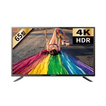 (含運無安裝)山水65吋連網液晶顯示器電視SLHD-6510