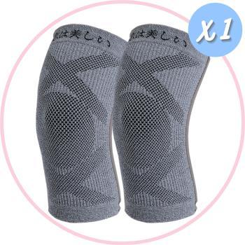 【京美】醫療級長效支撐X型舒緩護膝 一雙