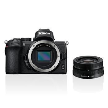 Nikon 尼康 Z50 16-50mm KIT單鏡組(公司貨)