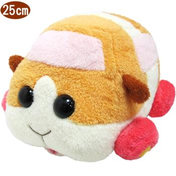 日本進口PUI PUI 天竺鼠車車馬鈴薯絨毛娃娃玩偶25公分 179149【卡通小物】